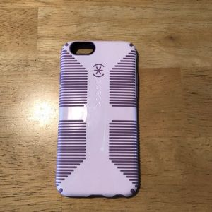 Accessories - Pink iPhone 6/6s speck case
